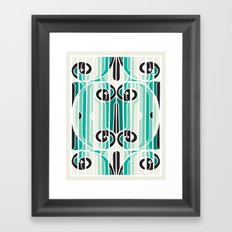 Solo Palace Two Framed Art Print
