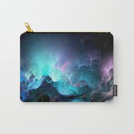 Unreal Stormy Ocean Carry-All Pouch