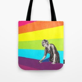 Collage College, upstairs Tote Bag