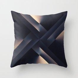 Dark Jewels Throw Pillow