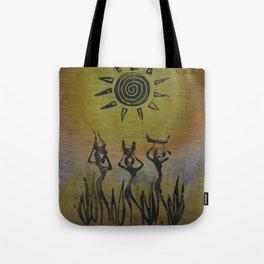 Gatherers Tote Bag