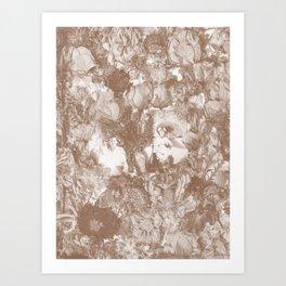 Sun and Shade Art Print