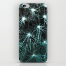 The Wishing Weed iPhone & iPod Skin