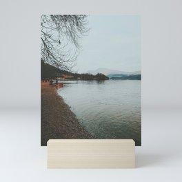 Bonnie banks of Loch Lomond Mini Art Print