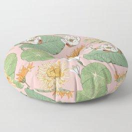 Vintage Royal Gardens #society6artprint #buyart Floor Pillow