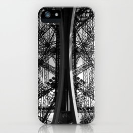 La Tour Eiffel I iPhone Case