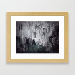 Paint collection Framed Art Print