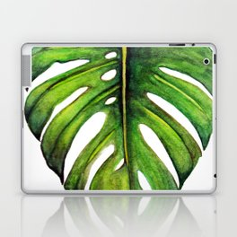 Monstera deliciosa Laptop & iPad Skin