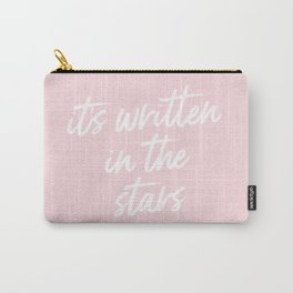 It's written in the stars Carry-All Pouch