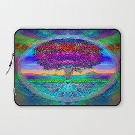 Everlasting Wonder Tree of Life Laptop Sleeve