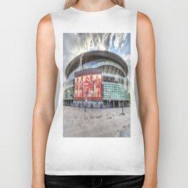 Arsenal Football Club Emirates Stadium London Biker Tank