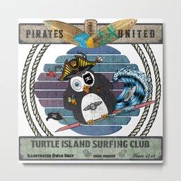 Pirates United V0 Metal Print