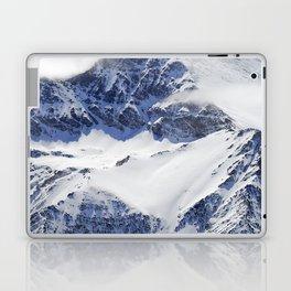 """Big mountains"". Aerial photography Laptop & iPad Skin"