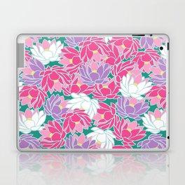 water lilies Laptop & iPad Skin