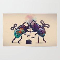 Fight Rug