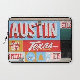 Austin, TX Laptop Sleeve