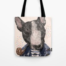 Mr.Bullblack Tote Bag
