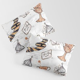 Potter Things Pillow Sham