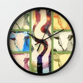Pop Goat Wall Clock