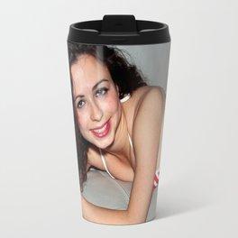 USA Girl Travel Mug