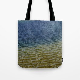 Water Rainbow Tote Bag