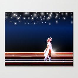 Xanadu Olivia Newton-John Canvas Print