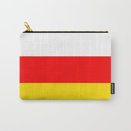 South Ossetia Flag Carry-All Pouch