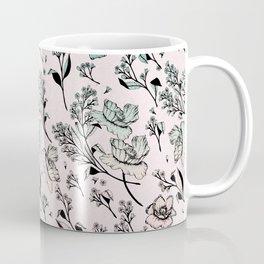 Summer Floral Coffee Mug
