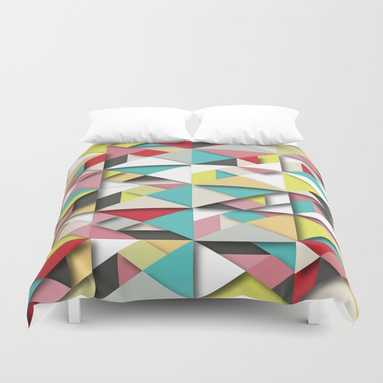 The Traveller Duvet Cover