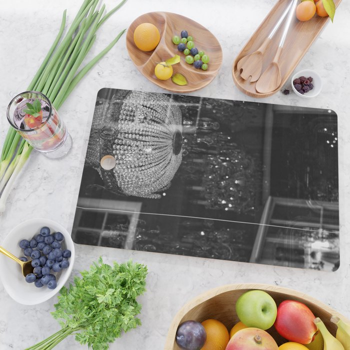 Silhouettes Mingle Cutting Board