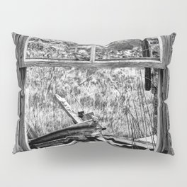 Window with a view Pillow Sham