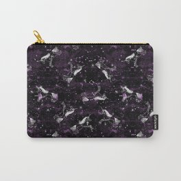 Unicorn constellation magical cute stars unicorns pattern by andrea lauren Carry-All Pouch