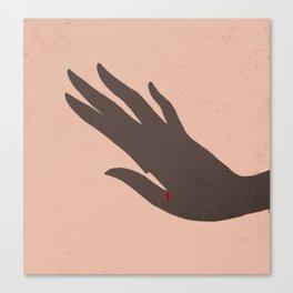 Stop Violence. Canvas Print