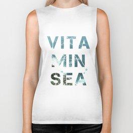 Vitamin Sea II Biker Tank
