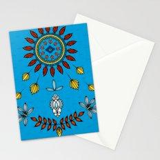 Feather Mandala Stationery Cards