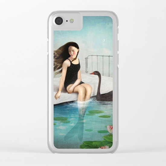 Kay's Dream Clear iPhone Case
