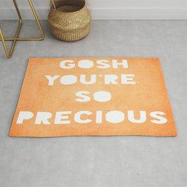 Gosh (Precious) Rug