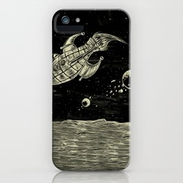 And Rockets! iPhone Case