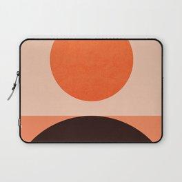 Abstraction_Sunrise_Minimal_002 Laptop Sleeve