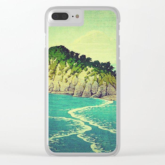 Heading towards Ohzu Clear iPhone Case
