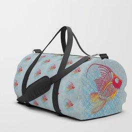 Stitches: Narrow Escape Duffle Bag