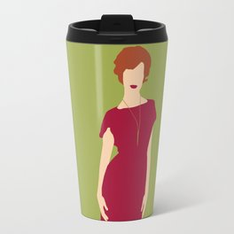 Joan Holloway Mad Men Travel Mug