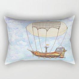 Airship Rectangular Pillow