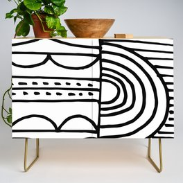 dream of morning Credenza