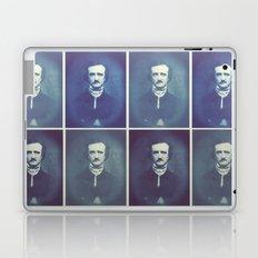 Edgar Allan Poe Horrible Sanity Laptop & iPad Skin