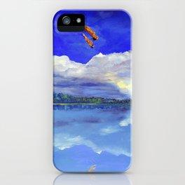 Hijos de la tierra (Sons of Mother Earth) iPhone Case