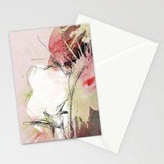 pink splendor Stationery Cards