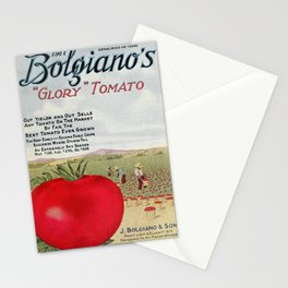 Bolgiano's Catalogue 1917 - Glory Tomato Stationery Cards