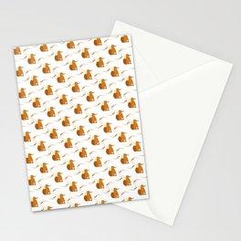 I love Autumm Stationery Cards