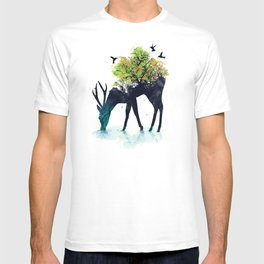 Watering (A Life Into Itself) T-shirt